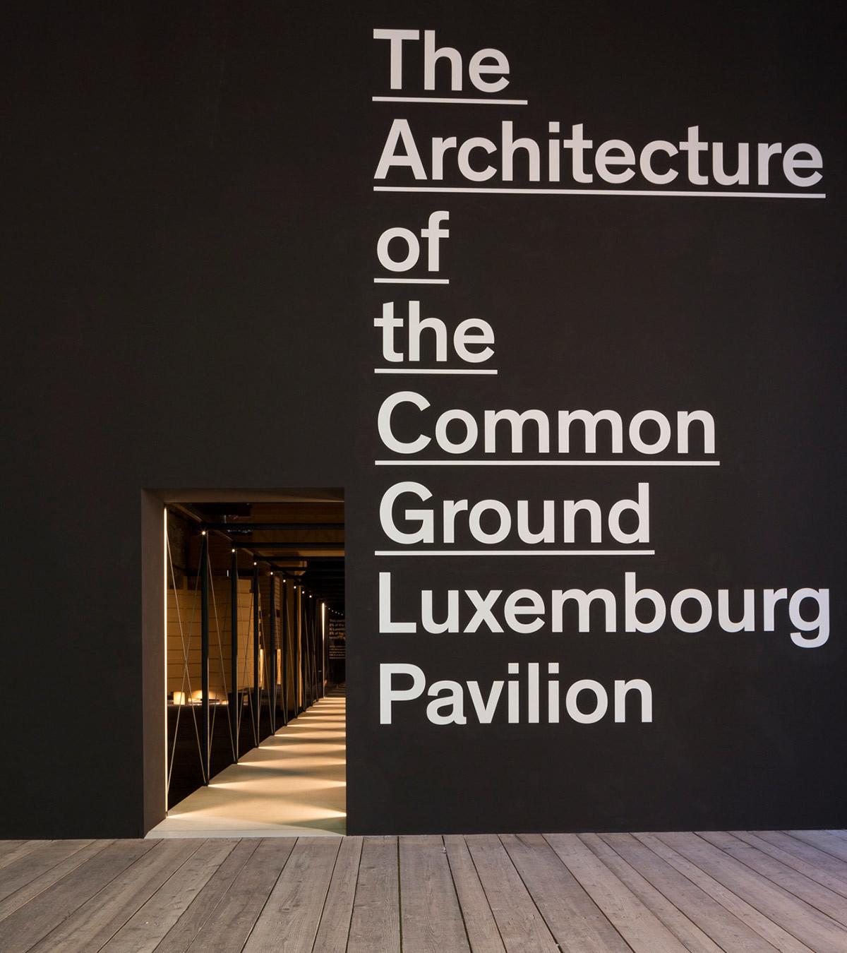 Padiglione del Lussemburgo
