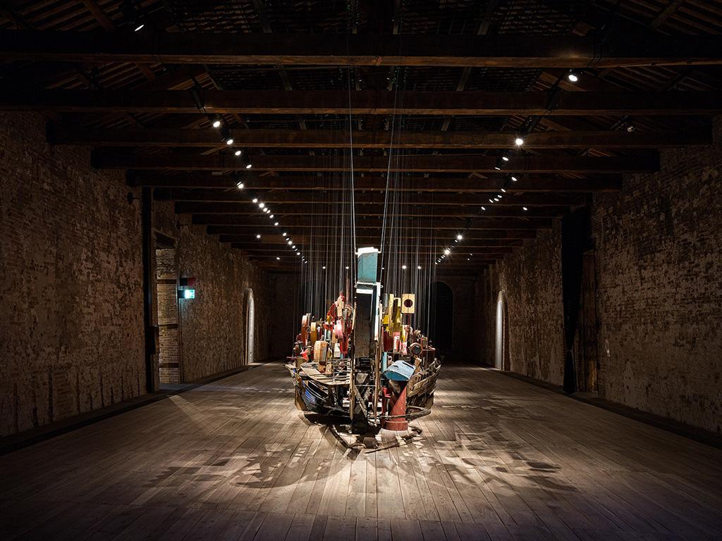 Biennale di Venezia 2016 | Darzanà