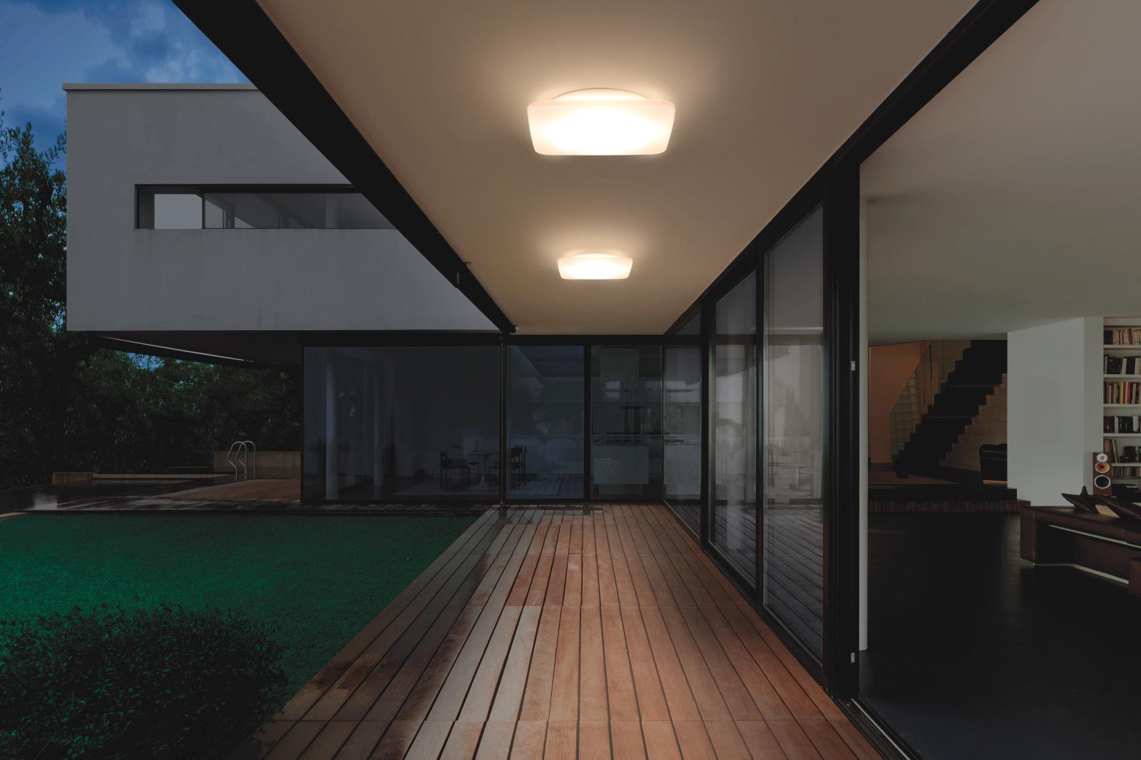 Ceiling Lights: MyWhite_Q   Linea Light Group