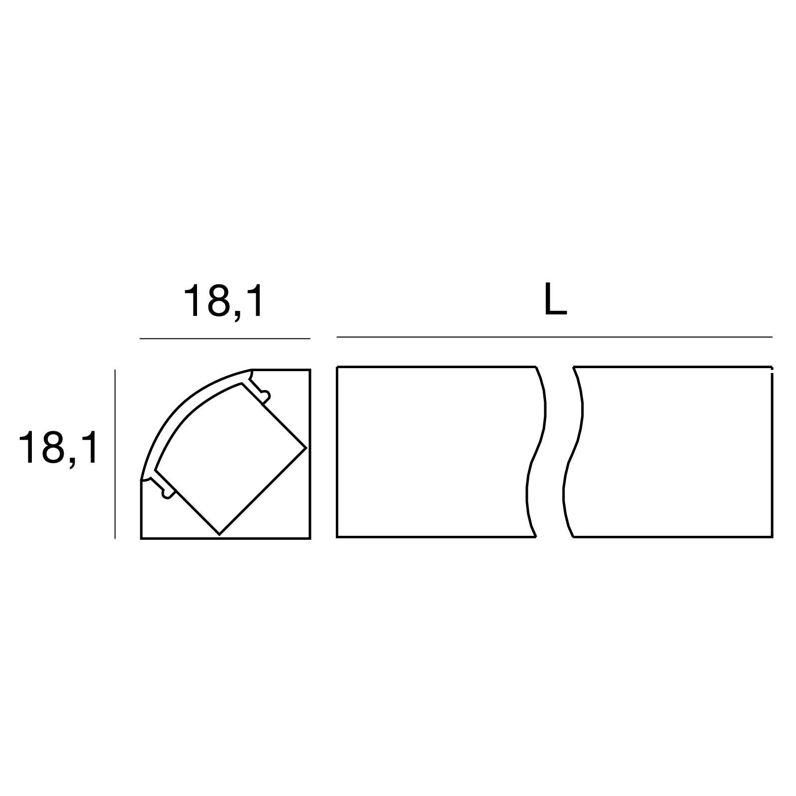 Corner Surface Profile
