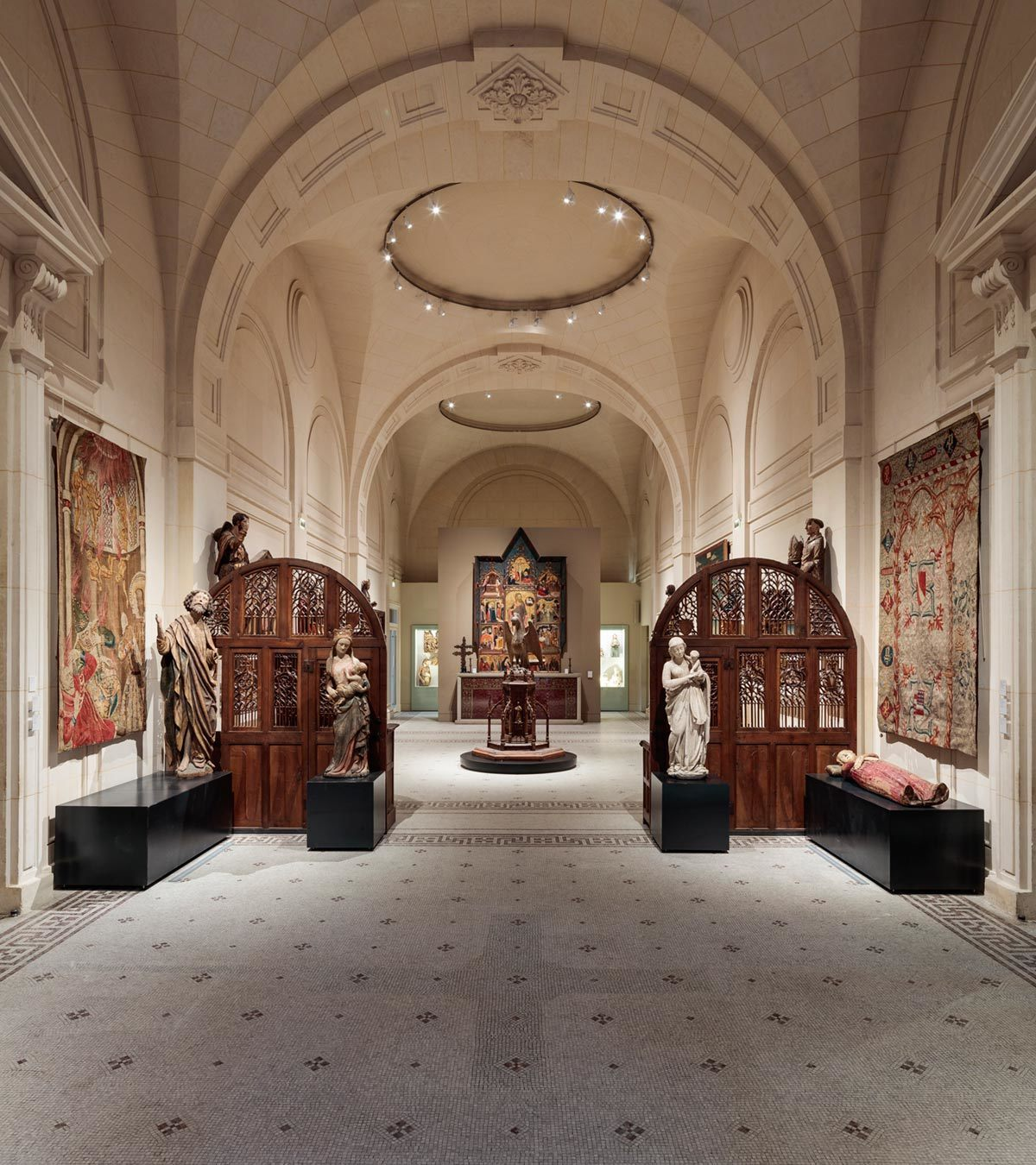 Our projects mus e les arts d coratifs paris france linea light group - Les arts decoratif paris ...