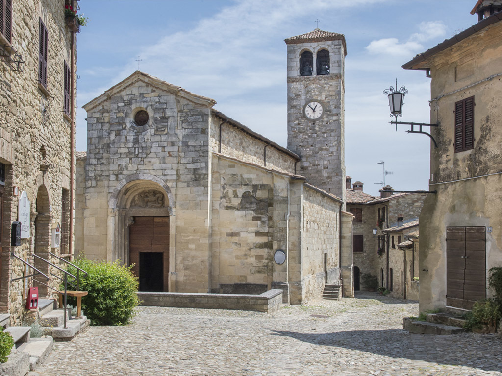 The Church of San Giorgio