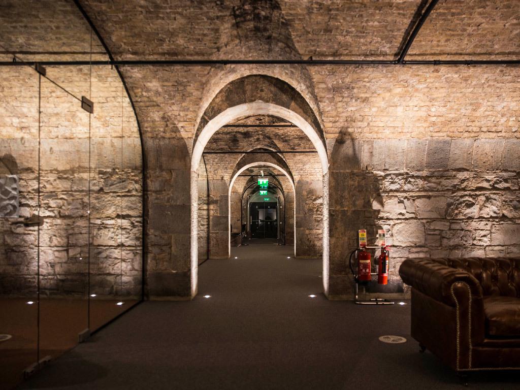 CHQ Building – The Vaults