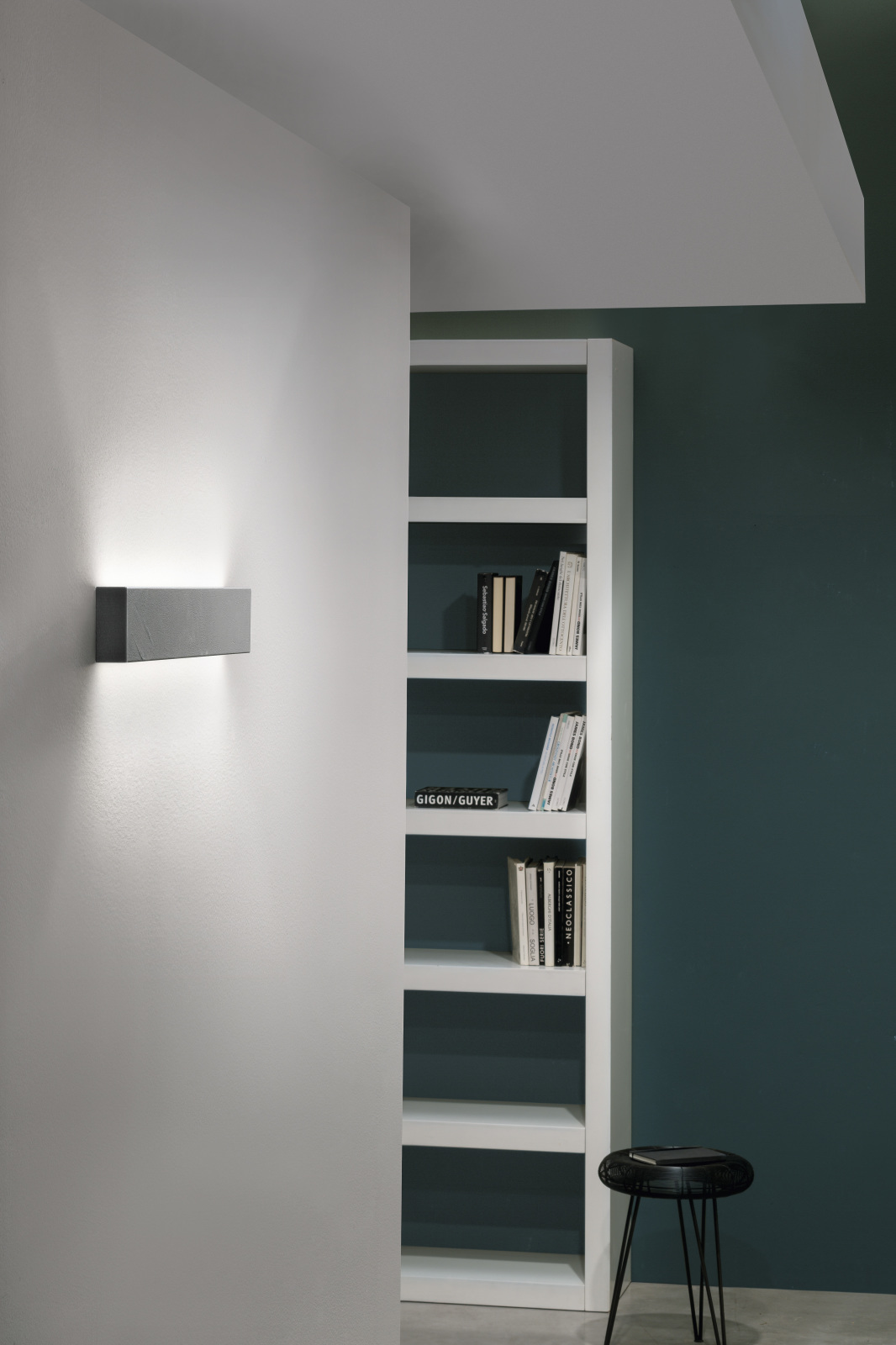 Linea Light Illuminazione.Wall Lights Box W2 Linea Light Group