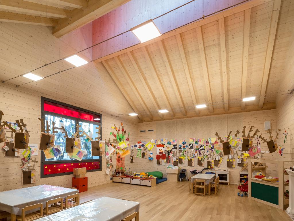 Nursery School Clara Maffei