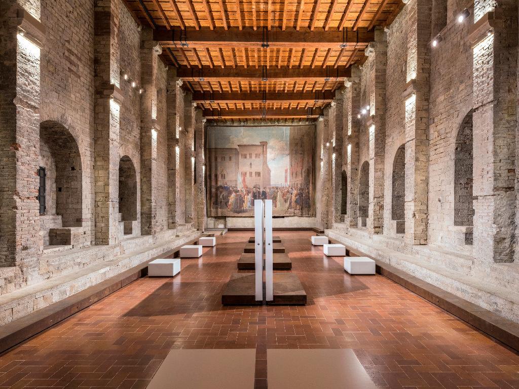 Sala delle Pietre