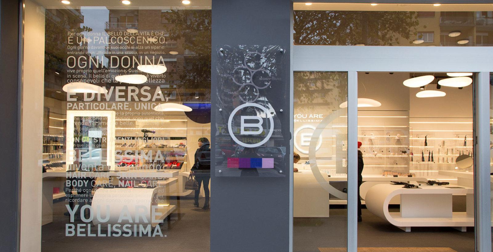 Geschäfte Imetec Bellissima