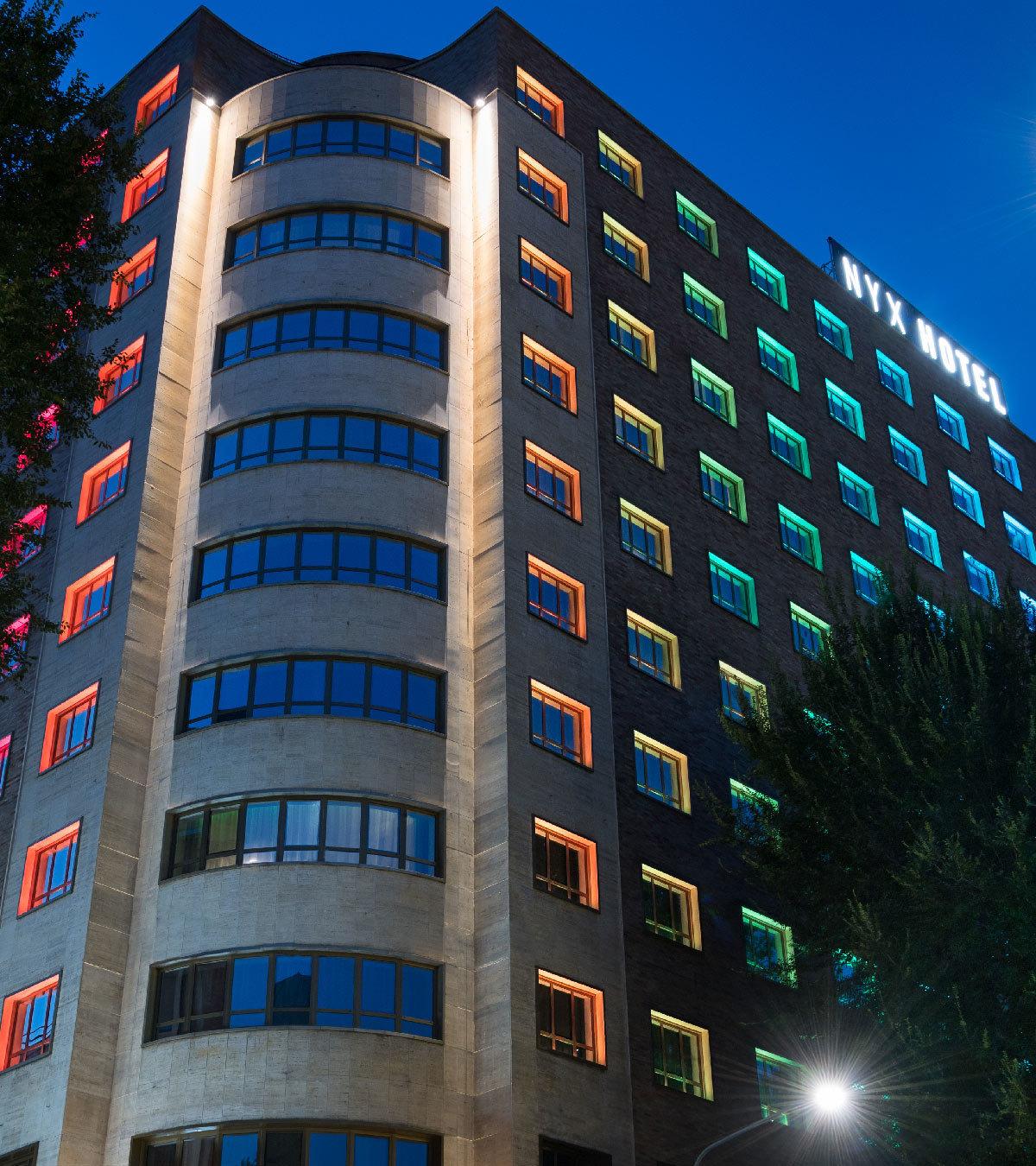NYX Milan Hotel