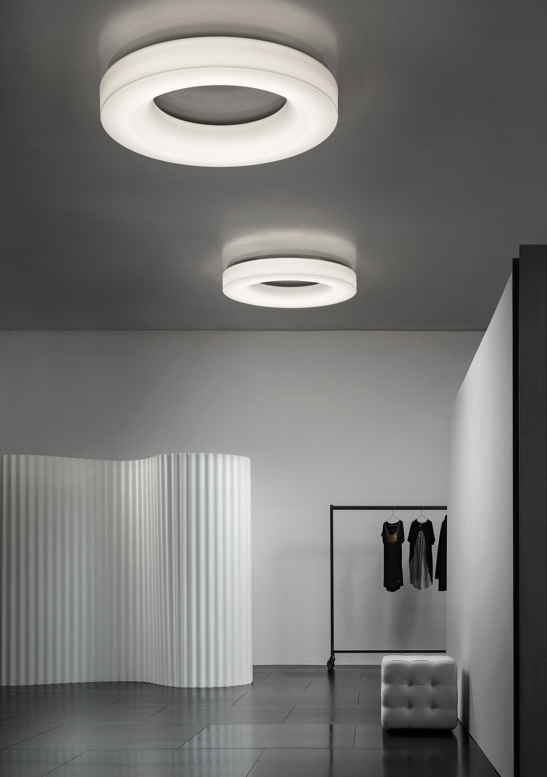 Ceiling Lights Saturn S 7653 Linea Light Group