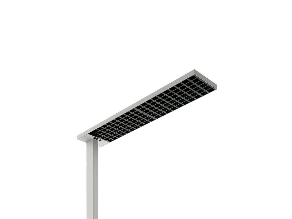 Vintage lampade da terra loft paese industria luce da terra in