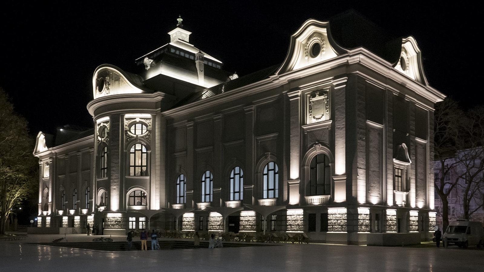 Il Museo Nazionale delle Belle Arti di Riga